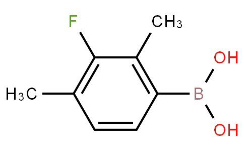 3-Fluoro-2,4-dimethylphenylboronic acid