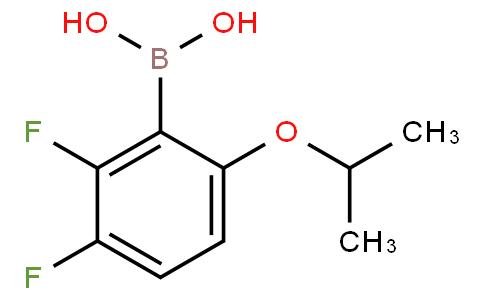 2,3-Difluoro-6-isopropoxyphenylboronic acid