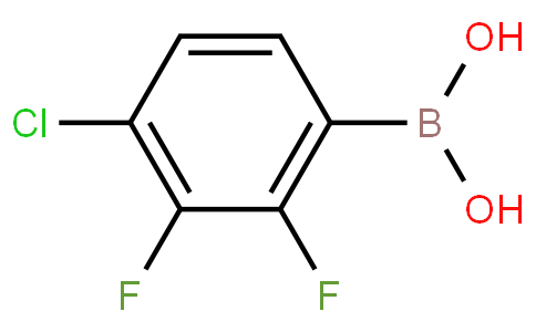 4-Chloro-2,3-difluorophenylboronic acid