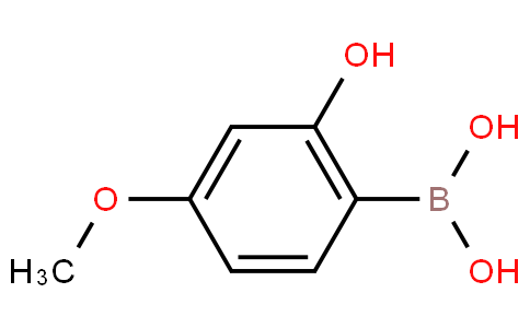 2-Hydroxy-4-methoxyphenylboronic acid
