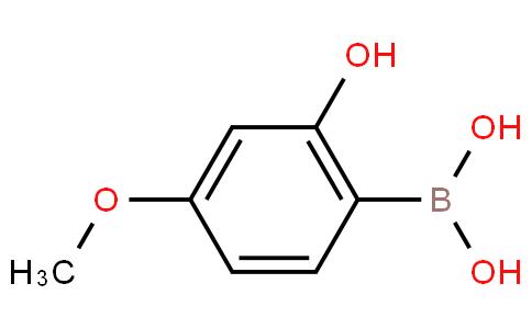2-Hydroxy-4-methoxyphenylboronic acid