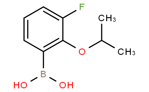 3-Fluoro-2-isopropoxyphenylboronic acid