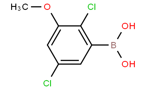 2,5-Dichloro-3-methoxyphenylboronic acid