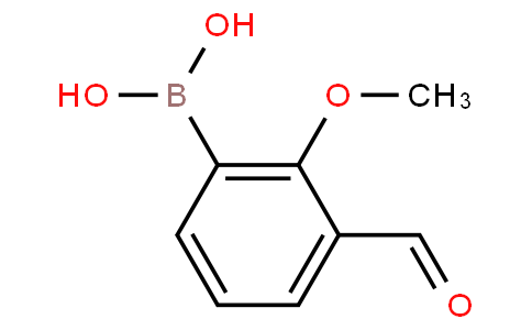 3-Formyl-2-methoxyphenylboronic acid