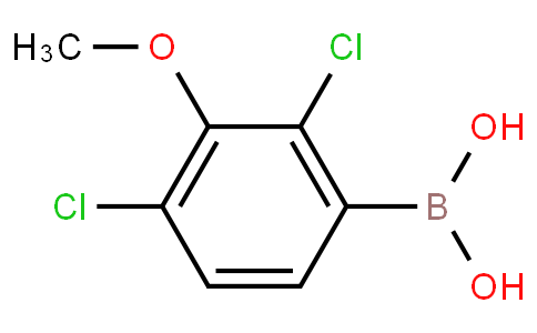 2,4-Dichloro-3-methoxyphenylboronic acid