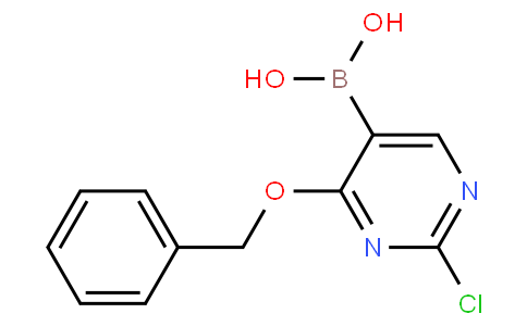 4-Benzyloxy-2-chloropyrimidine-5-boronic acid