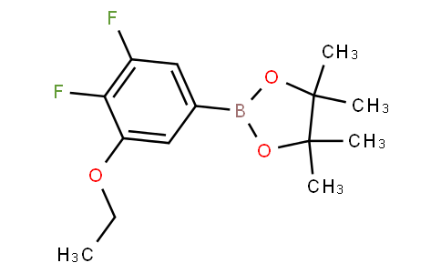 3,4-Difluoro-5-ethoxyphenylboronic acid pinacol ester