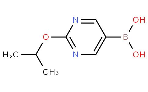 2-Isopropoxy-5-pyrimidineboronic acid