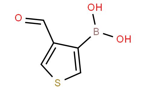 3-Formylthiophene-4-boronic acid