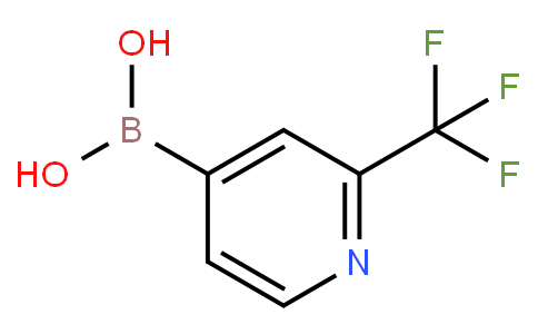 2-(Trifluoromethyl)pyridine-4-boronic acid