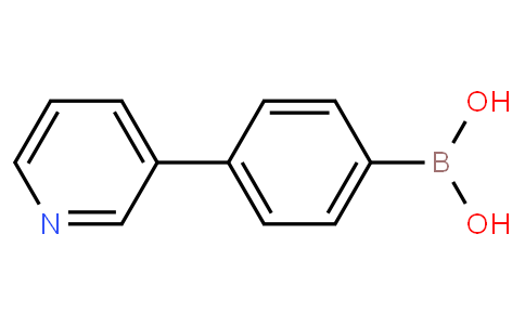 4-(pyridin-3-yl)phenylboronic acid