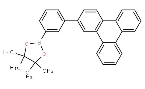 4,4,5,5-tetraMethyl-2-(3-(triphenylen-2-yl)phenyl)-1,3,2-dioxaborolane